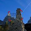 Ruine Salegg mit Schlern