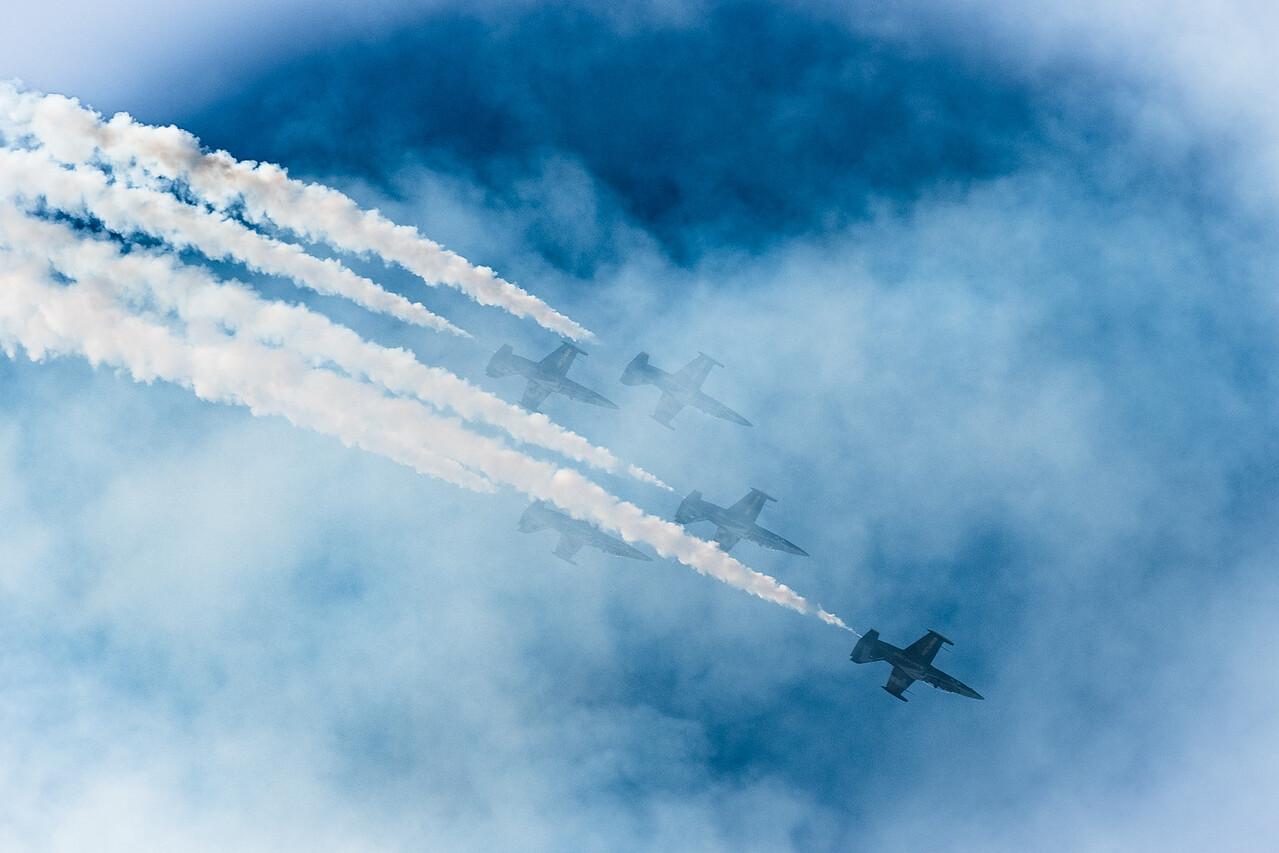 Breitling Aviation Team