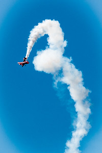 Lucas Oil Stunt Biplane