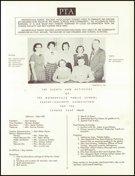 yearbook 1957