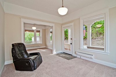 living entry dining