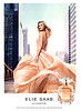 ELIE SAAB Le Parfum 2016 Spain (format Hola 24 x 33 cm) 'Suivez-nous sur le magazine Elie Saab - thelightofnow.com'<br /> <br /> MODEL: Toni Garrn, PHOTO: Mario Sorrenti