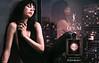 YVES SAINT LAURENT Black Opium Eau de Toilette 2014 France spread 'La nouvelle Eau de Toilette'