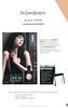 YVES SAINT LAURENT Black Opium Eau de Toilette 2015 Spain (Sephora stores) 'La nueva Eau de Toilette - Tu regalo Sephora'