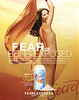 SECRET Fearlessness deodorant 2010 US 'Fear of being exposed'