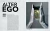 STARCK Peau d'Ailleurs 2016 Spain spread (advertorial Joyce)  'Alter ego'