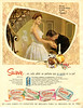 SUAVE perfumed soaps by Bruno Court & Roure Bertrand 1959 Cuba 'Ella tiene en su piel perfume de jabón Suave'