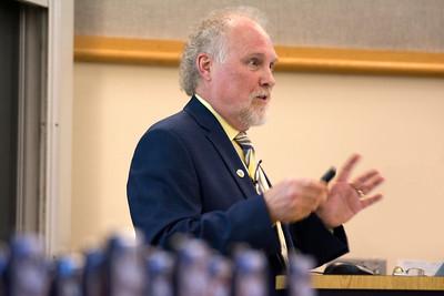 Stockton Kimball Lecture 2017