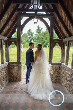 Joely & Ben.  St. MARY'S & LE TALBOOTH