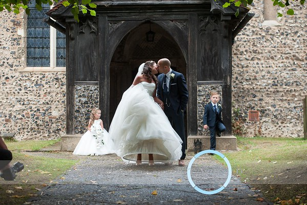 Stacy & Adam - St Giles & ORSETT HALL