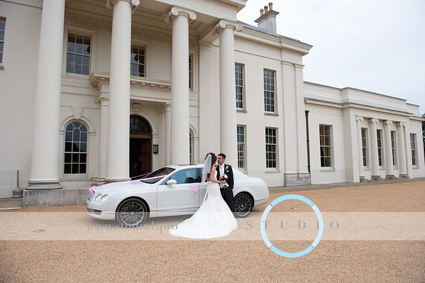 Steff & Dominic - HYLANDS HOUSE