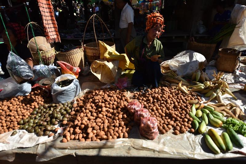 Burmese Farmers Market