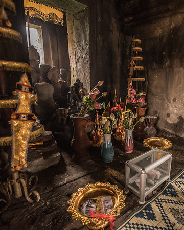 Main Sanctuary of Preah Vihear