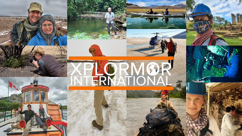 XplorMor International Team Collage