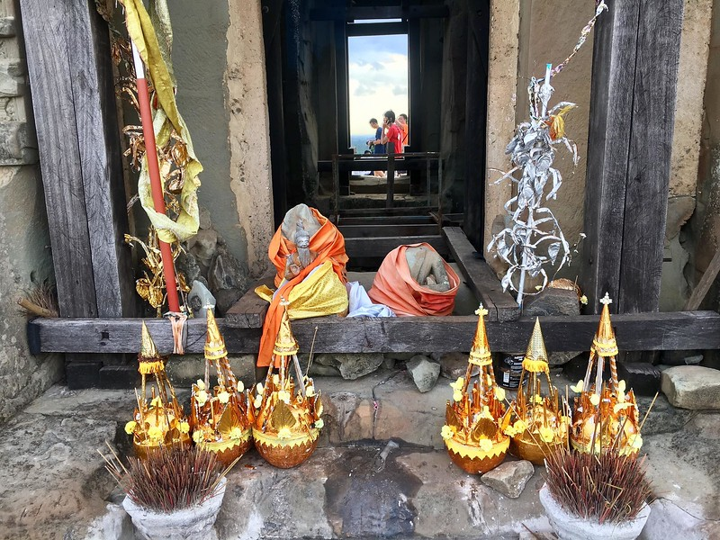 Prayer Offerings at Phnom Bakheng