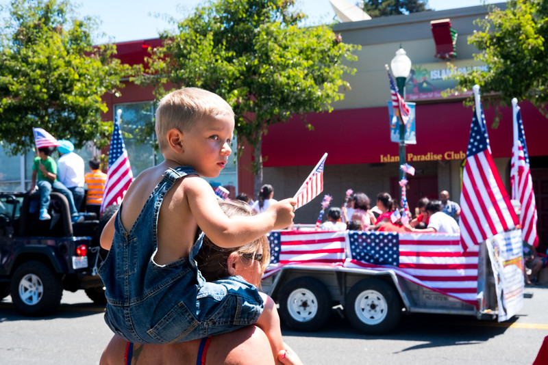 Fourth of July Americana