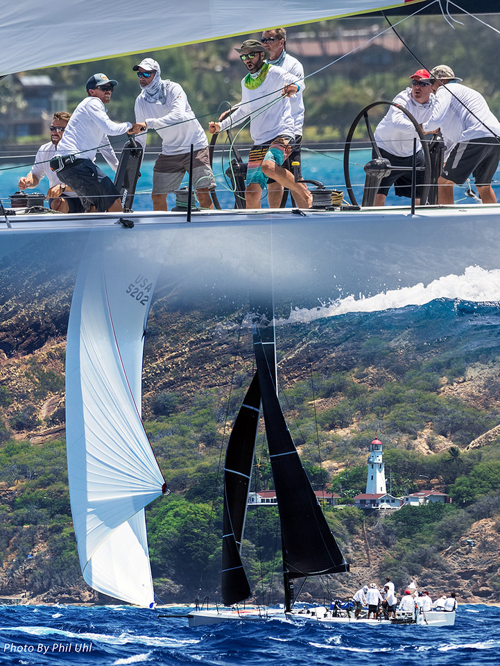 Invisible Hand TRANSPAC 17