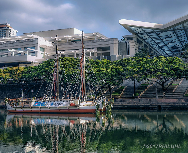 Hokule'a Hawaii Convention Center