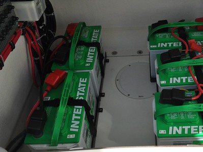 S242371-Interstate Cranking Batteries Group 29