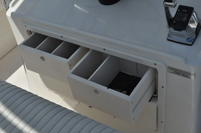 S248575-Console Aft Compartment and Two Doors w/ Four Drawers Inside
