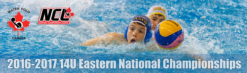 Water Polo: 2016-17 NCL 14U Eastern Nationals