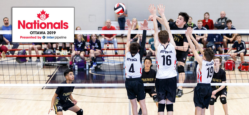 2019 14U Volleyball Canada Nationals