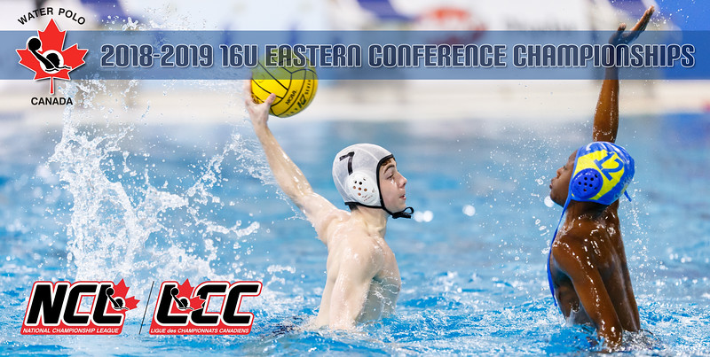 Water Polo: 2018-2019 16U Eastern Conference Championships