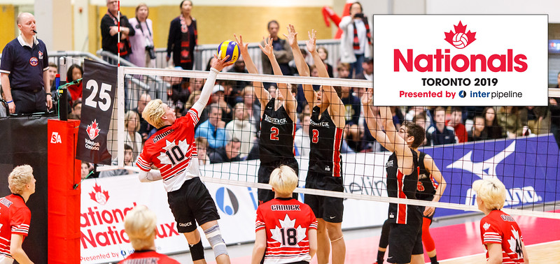 2019 Volleyball Canada Nationals: Toronto