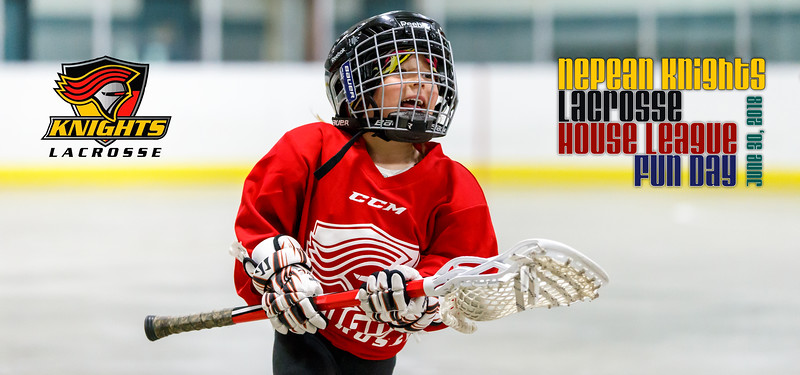 Box Lacrosse: 2018 Nepean Knights House League Fun Day