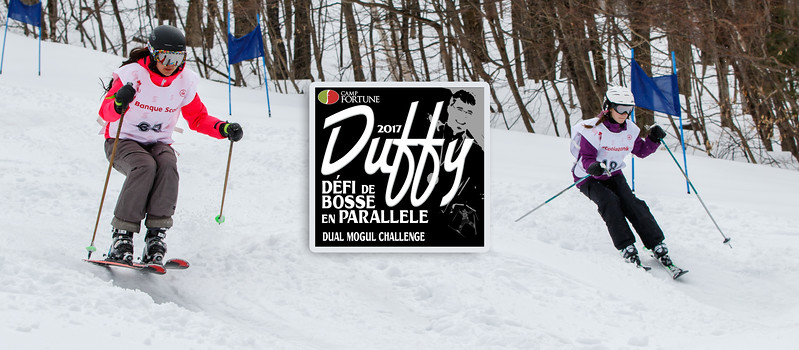 Freestyle Skiing: 2017 Duffy Dual Mogul Challenge