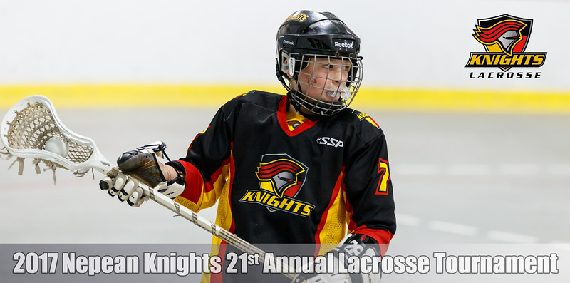 2017 Nepean Knights 21st Annual Lacrosse Tournament