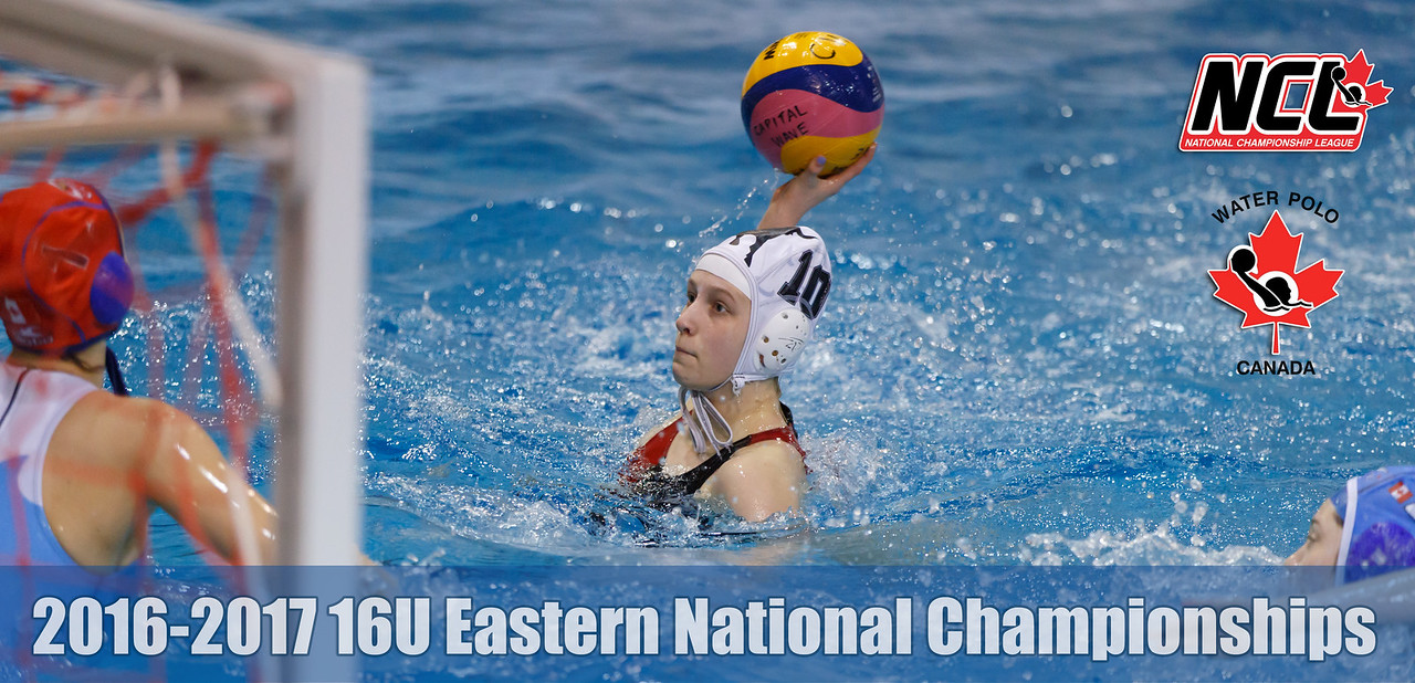 Water Polo: 2016-17 NCL 16U Eastern Nationals
