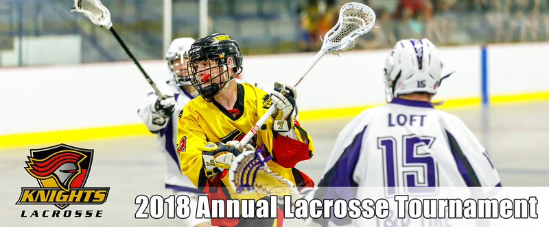 Box Lacrosse: 2018 Nepean Knights 22nd Annual Lacrosse Tournament