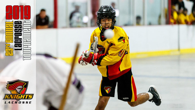 2019 Nepean Knights 23rd Annual Lacrosse Tournament