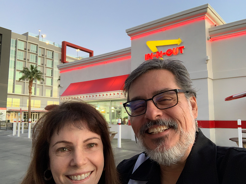 2019-11-03 Deb's First In-n-Out Burger Experience
