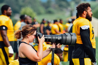 2017 Steelers training camp