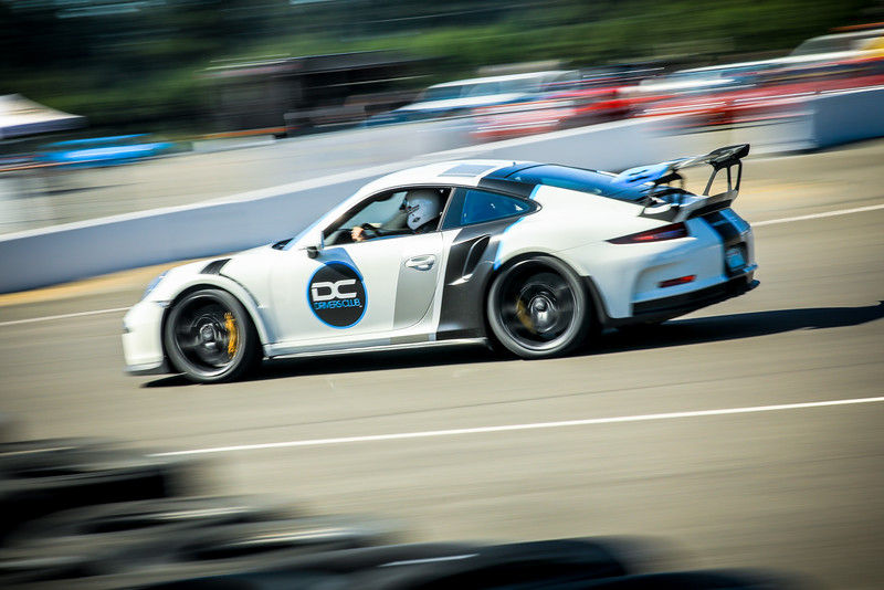 Karl at the wheel |Drivers Club GT3 RS