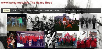 The Ancient game of Haxey Hood held in the North Lincolnshire village of Haxey every year on the 6th* of January  *(except when the 6th falls on a Sunday)