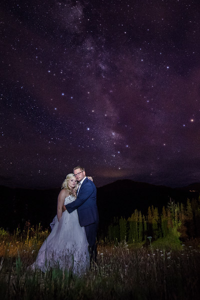 Kylie & Todd Wedding | Keystone, CO