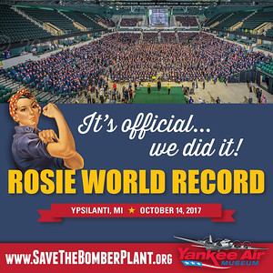 World Record Rosies 2017