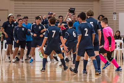 U13 Final VIC v NSW