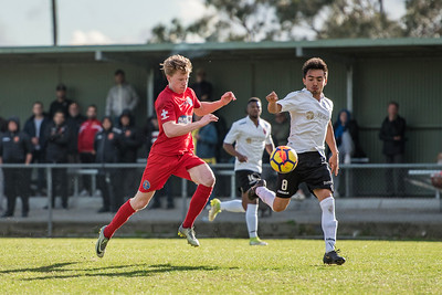 HEBFC v Heidelberg Eagles