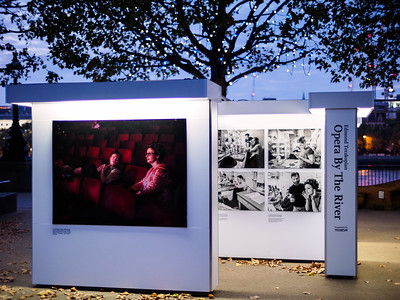 Opera By The RIver Exhibition