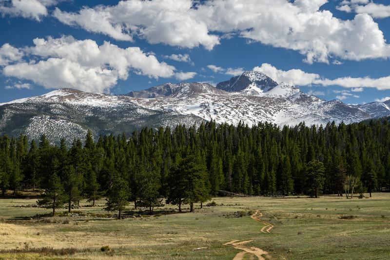 Longs Peak - Rocky Mountain National Park