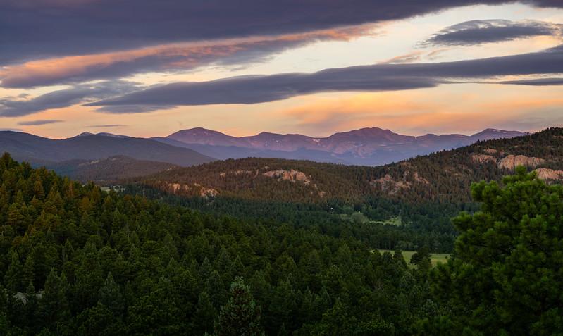 Rocky Mountain Foothills
