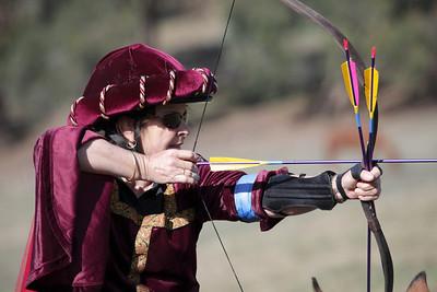 SA Horse Archers Champs 2014