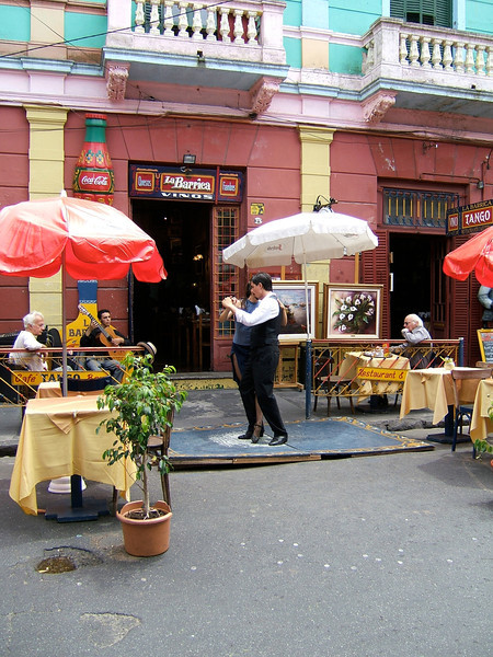 """Caminito (""""little walkway"""" or """"little path"""" in Spanish) is a street museum and a traditional alley, located in La Boca. The place acquired cultural significance because it inspired the music for the famous tango """"Caminito"""" (1926), composed by Juan de Dios Filiberto"""