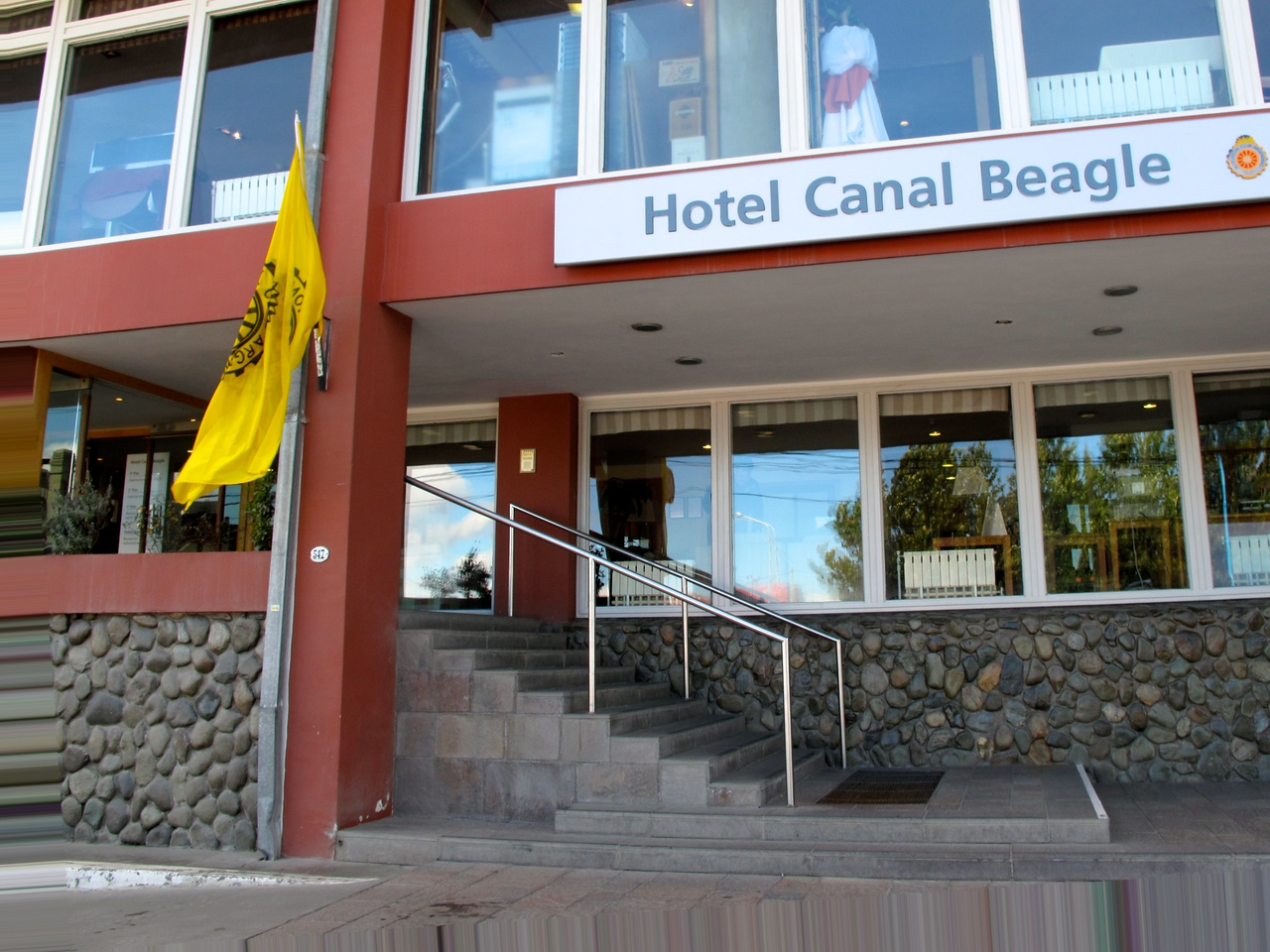 The Hotel Canal Beagle is where we began our Antarctic odyssey.  After arriving in Ushuaia in the mid-afternoon, we stayed here overnight for our departure the next day.