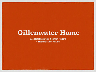 Gillenwater Home
