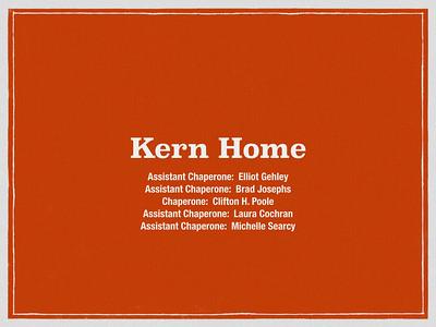 Kern Home